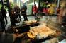 蒂普瓦毛利文化及地熱保護區之傳統晚餐