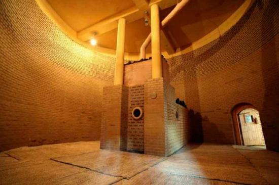 山房山碳酸溫泉體驗館