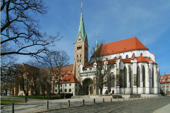奧格斯堡大教堂
