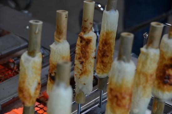 韓食DIY「魚糕體驗」