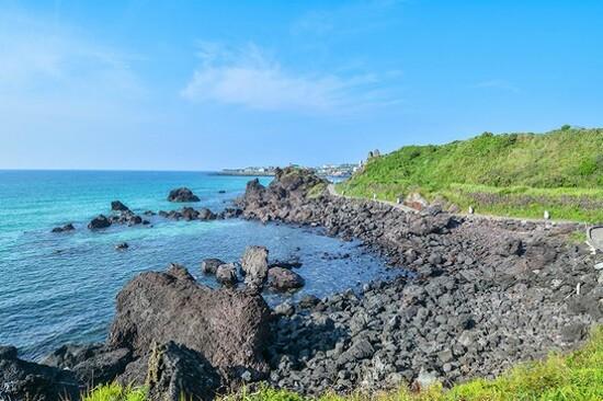 濟州漢潭海岸散步路