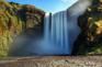 斯科加瀑布(森林瀑布) Skogarfoss Waterfall