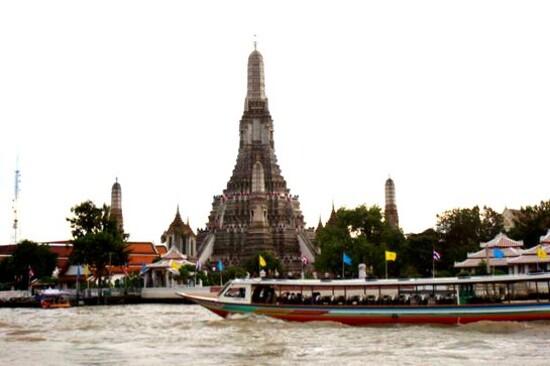 湄南河長尾船