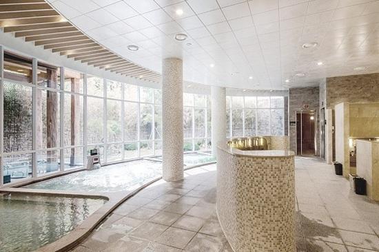 青松大明度假村溫泉浴場