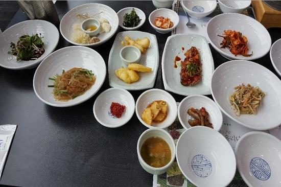 人蔘鍋飯定食