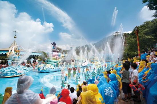 Summer Splash夏水禮