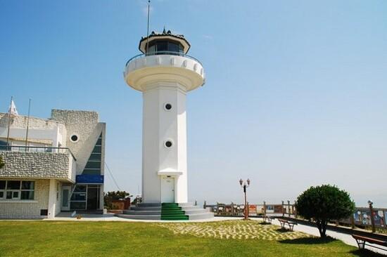 蔚山─艮絕岬燈塔
