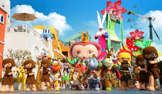 高雄-義大遊樂世界
