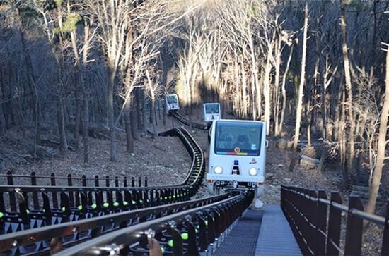 巨濟觀光單軌列車