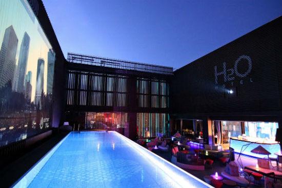 高雄H2O水京棧國際酒店