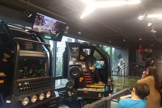 Vright虛擬實境體驗館