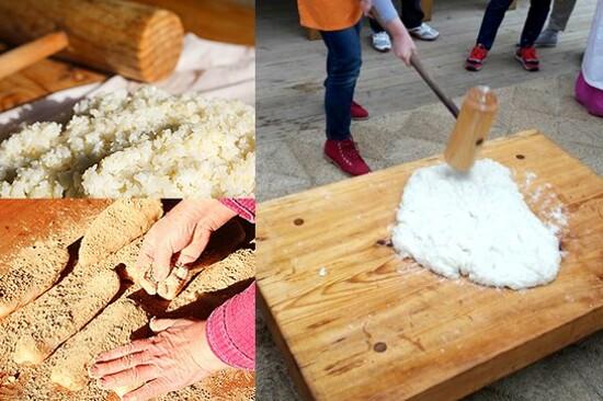 靜江園韓式年糕DIY體驗
