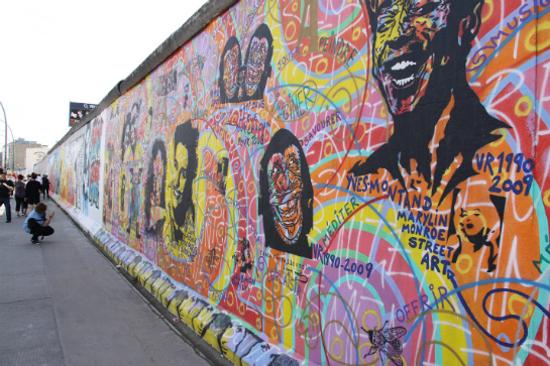 柏林圍牆遺址