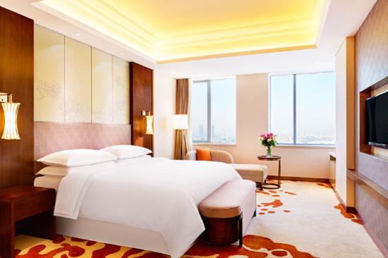 哈爾濱喜來登酒店房間