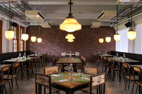 安棠德餐廳