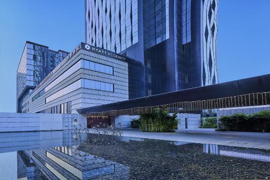 武漢光谷凱悅酒店