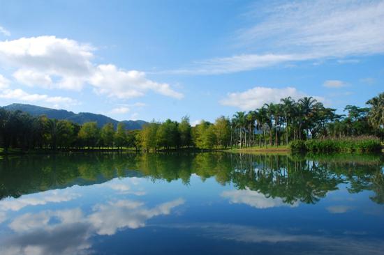 雲山水自然農莊
