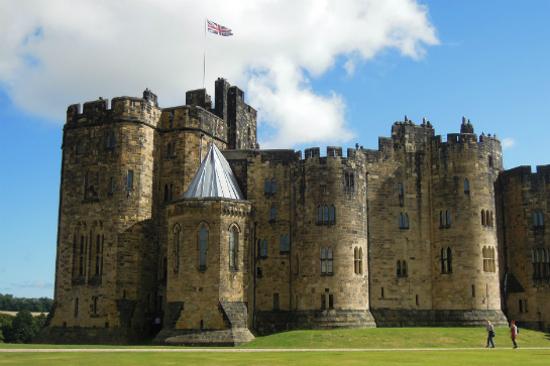 安尼克城堡