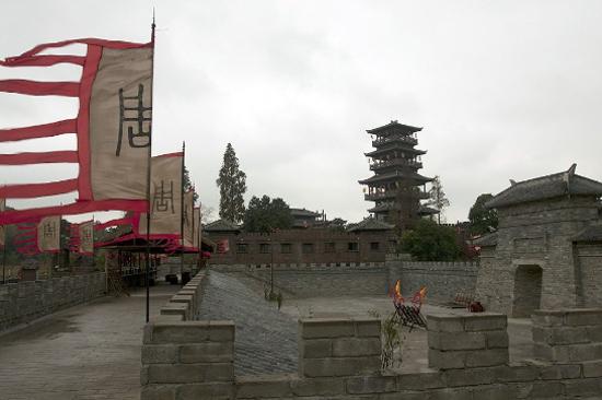 三國赤壁古戰場