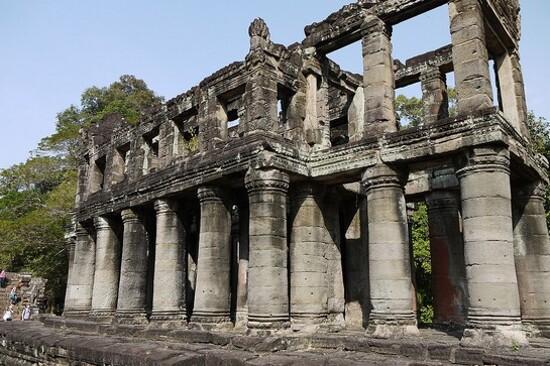 吳哥古城聖劍塔7