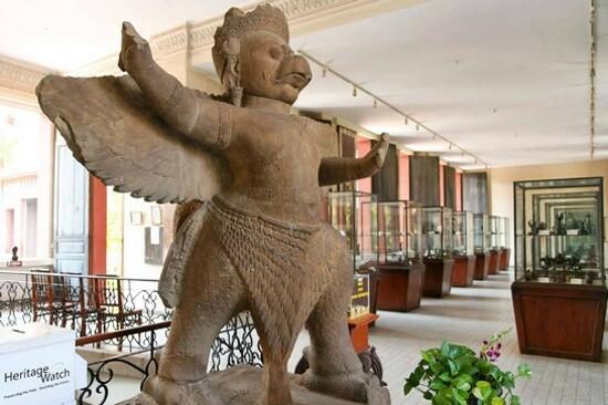 金邊國家博物館