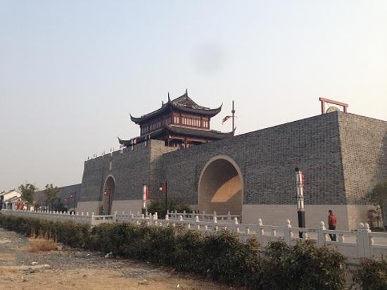 相門古城牆