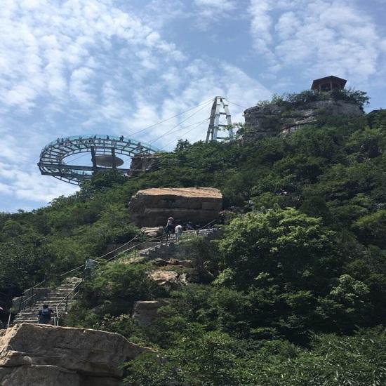 石林峽觀景台