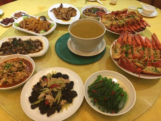 湛江海鮮龍蝦宴