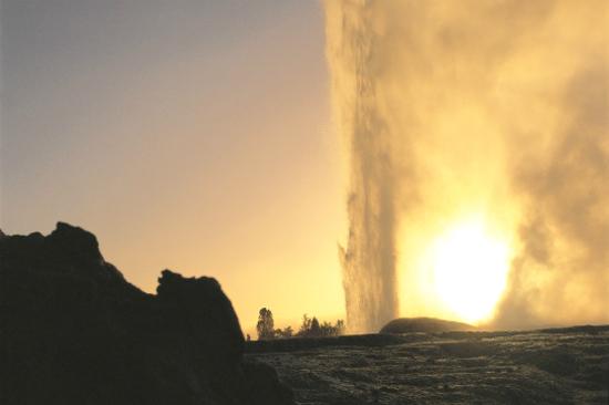 蒂普瓦毛利文化及地熱保護區噴泉
