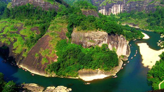 武夷山九曲溪