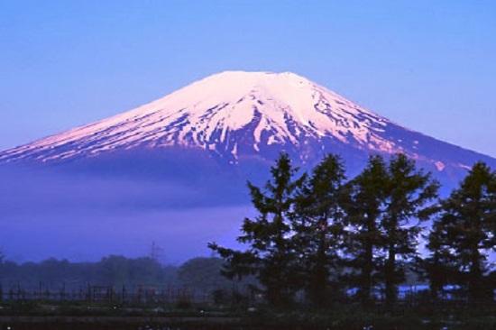 「世界文化遺產」富士山(遠眺)