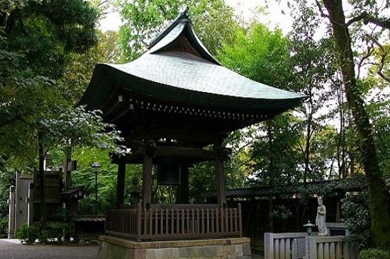 深大寺(古老情人廟)
