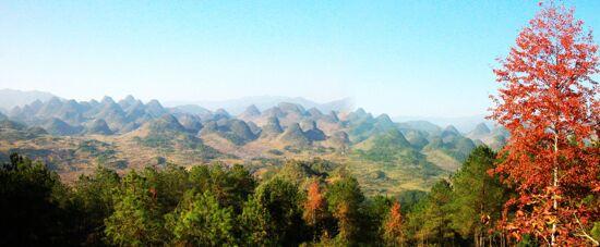 萬山朝王風景區