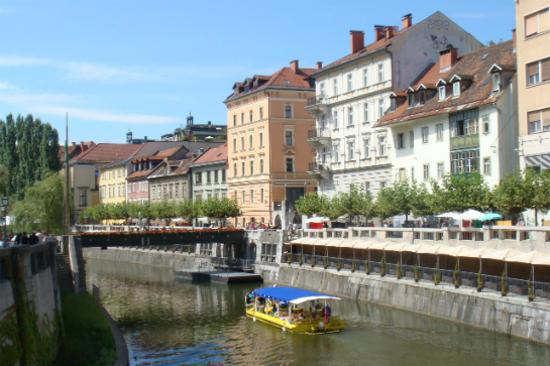 斯洛文尼亞 - 盧比安娜
