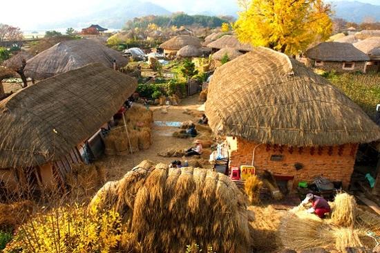 樂安邑城民族村