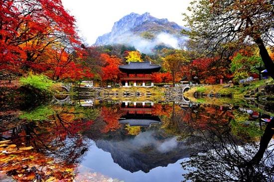 內藏山白羊寺