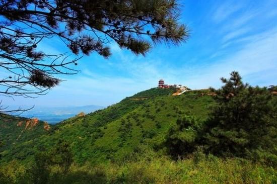 青龍山景區