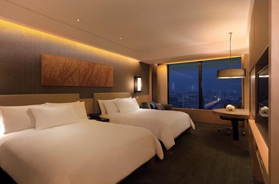 首爾國際5星級品牌酒店Conrad Seoul