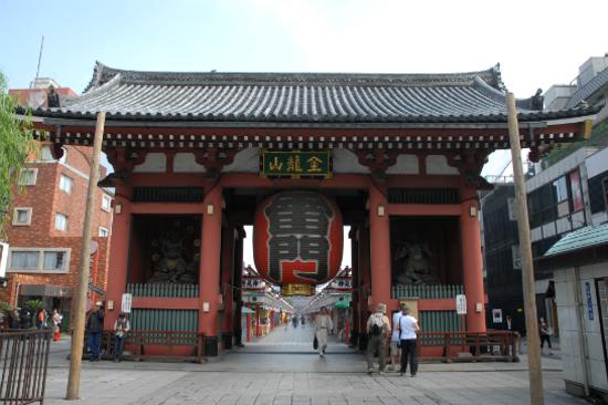 淺草─雷門觀音寺