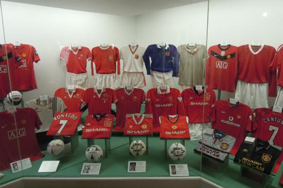 曼聯球隊博物館