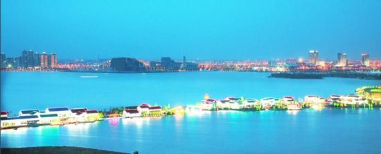金雞湖景區