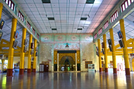 佳克溫佛經教育廟