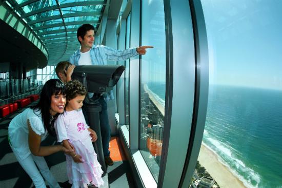 黃金海岸Sky Point觀景層
