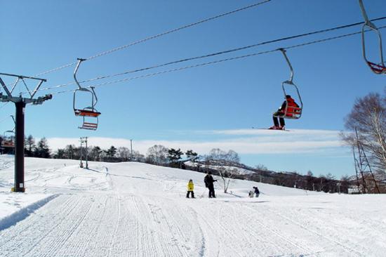 池の平Snow Park 滑雪場