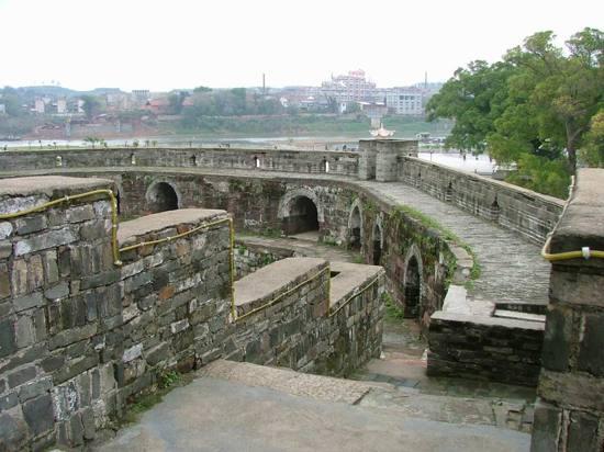 贛州古城牆