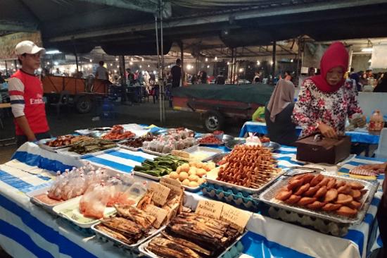 汶萊 加東夜市