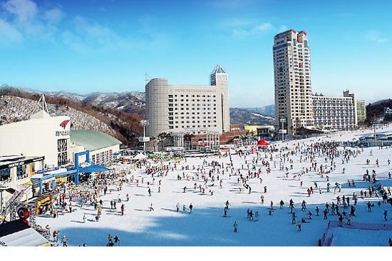 phoenix park 滑雪場