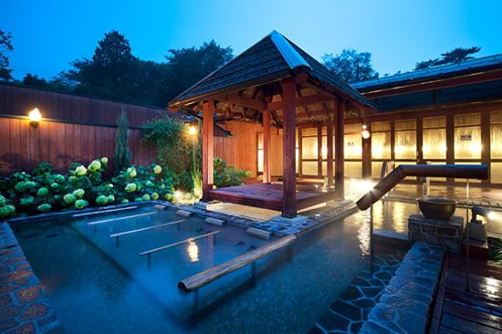 溫泉酒店風呂