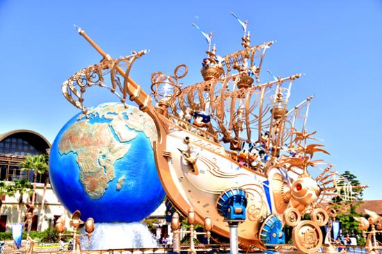 東京迪士尼樂園/海洋