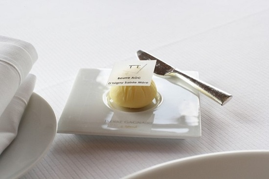 Pierre Gagnaire Seoul料理